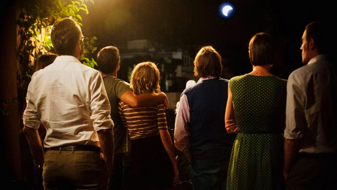 贝斯哲假日观影丨《完美陌生人》:月食下的秘密