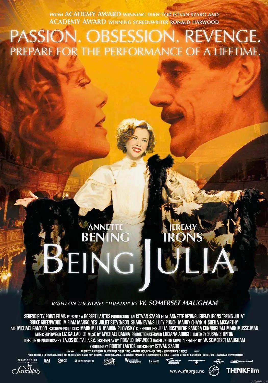 贝斯哲女神节观影丨《成为朱丽亚》:最大的法宝是做自己