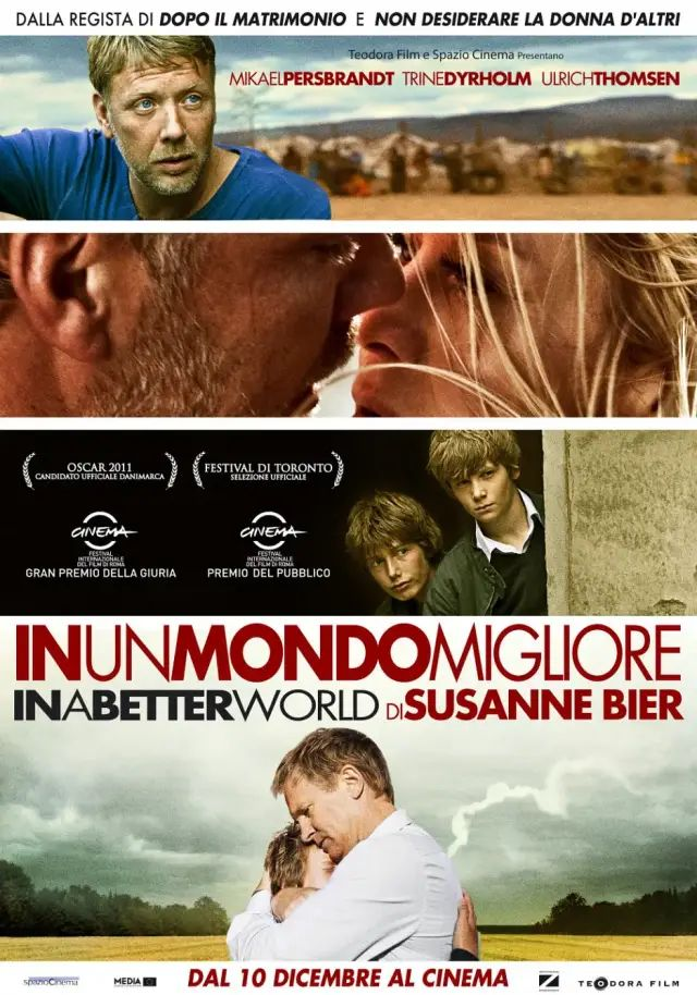 贝斯哲周末观影丨《更好的世界》:琐碎之恶